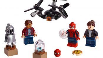 Gedetailleerde afbeeldingen nieuwe LEGO Minifigure Packs gespot: 40342, 40343, 40344 en 40345