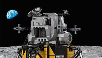 LEGO 10266 NASA Apollo 11 Lunar Lander verschijnt op 1 juni