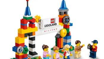 LEGO 40346 LEGOLAND Park officieel beschikbaar in parken en Discovery Centers