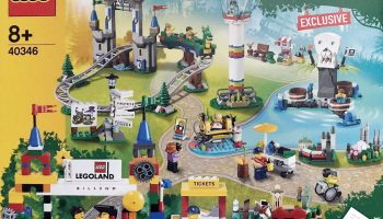 LEGO 40346 LEGOLAND Park uitgebracht