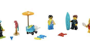 LEGO City Summer Party Minifigure Pack (40344) binnenkort beschikbaar