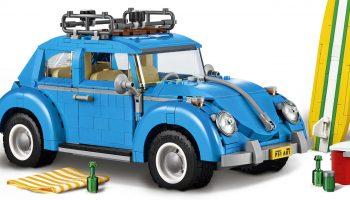 LEGO Creator 10252 Volkswagen Kever voor €75,90 bij iBood