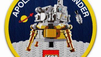 LEGO Creator 10266 NASA Apollo 11 Lunar Lander komt met gratis patch