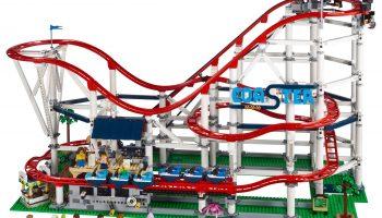 LEGO Creator Expert 10261 Achtbaan voor €268,90 bij iBood