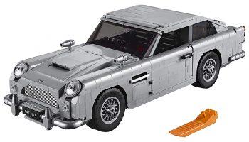 LEGO Creator Expert 10262 James Bond Aston Martin DB5 voor €115,90 bij iBood