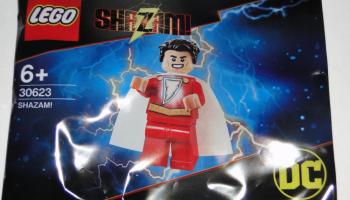 LEGO DC Comics Super Heroes Shazam! (30623)