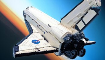 LEGO Ideas UCS Space Shuttle Atlantis gaat volgende ronde in