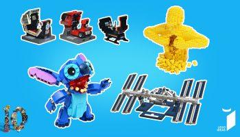 LEGO Ideas geeft vier oude projecten nieuwe kans