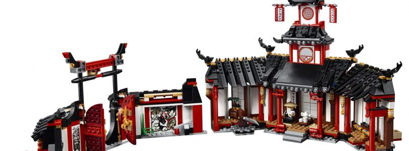 LEGO NINJAGO: 70670 the Monastery of Spinjitzu