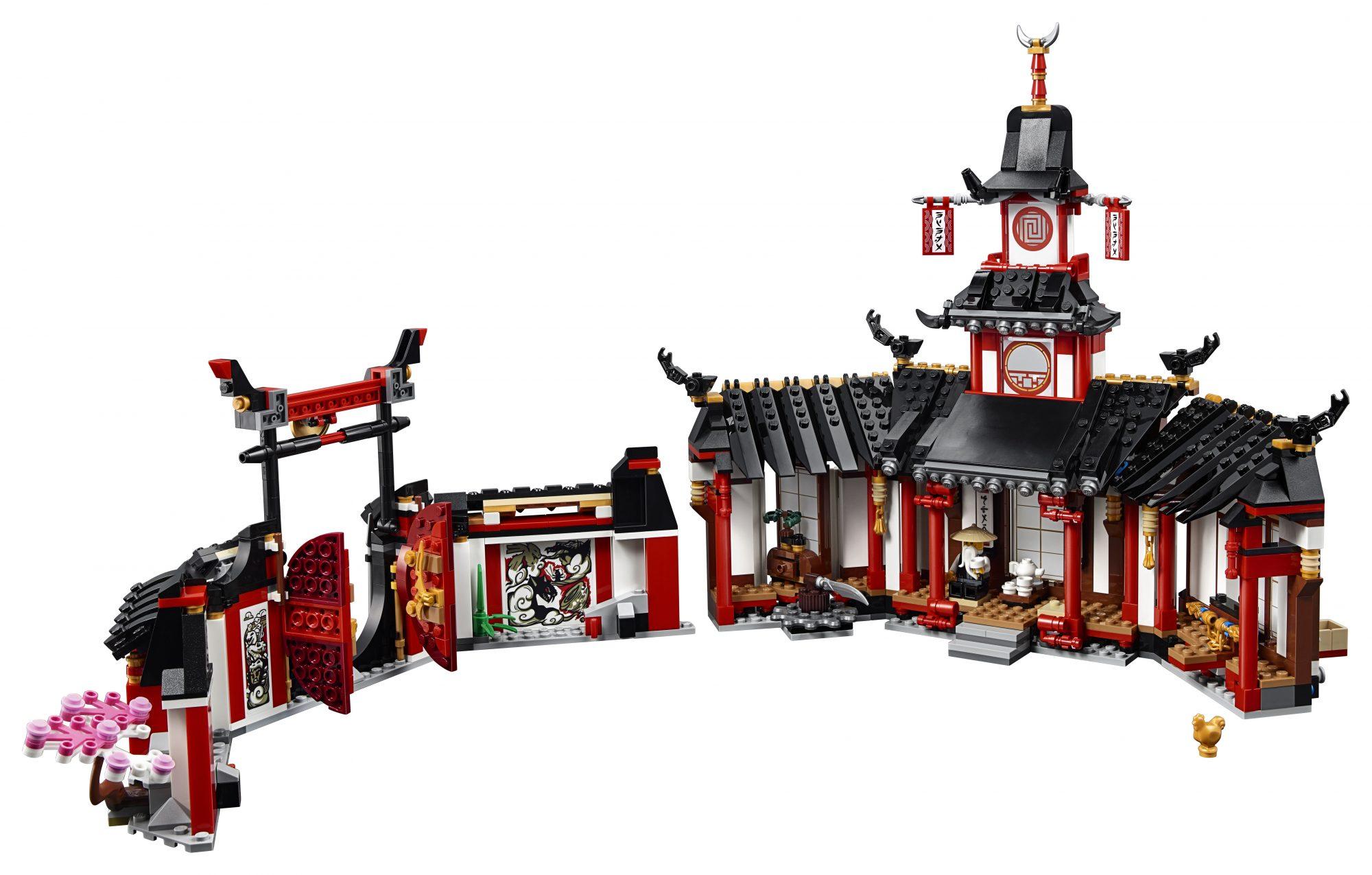 LEGO NINJAGO: 70670 the Monastery of Spinjitzu