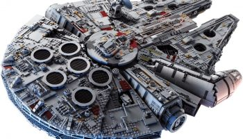 LEGO Star Wars Millennium Falcon (75192) voor slechts €599 bij iBood