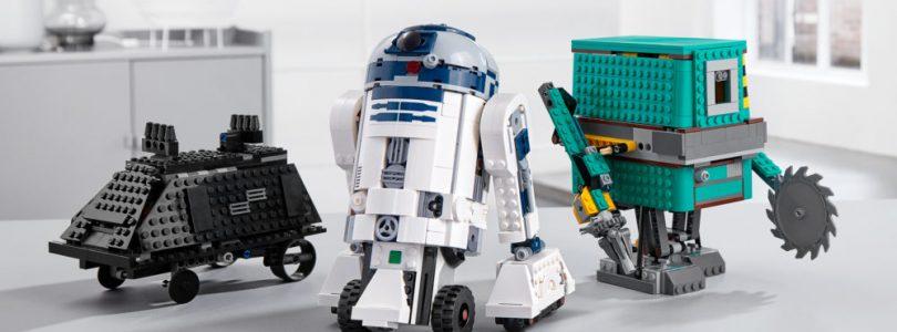 LEGO Star Wars BOOST Droid Commander wordt 1 september uitgebracht