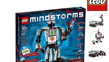 LEGO Mindstorms EV3 (31313) voor €265,90 bij iBood