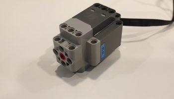 LEGO Technic Control + geïntroduceerd: eerste beelden nieuwe motor en hub