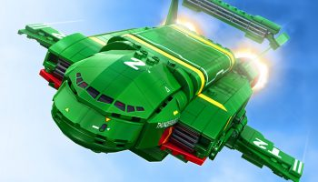 LEGO Ideas Thunderbirds Are Go gaat reviewronde in