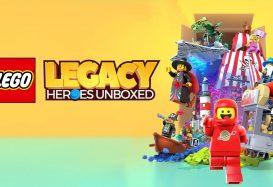 LEGO Legacy: Heroes Unboxed nu beschikbaar voor iOS en Android