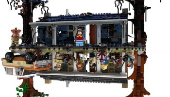 The Stranger Things LEGO 75810 The Upside Down officieel aangekondigd