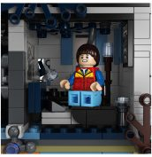 The Stranger Things LEGO 75810 The Upside Down