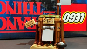 Bouwinstructies LEGO Stranger Things Castle Byers gepubliceerd
