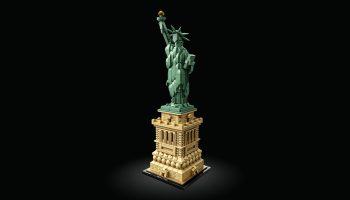 Zo goedkoop was het LEGO Architecture 21042 Vrijheidsbeeld nog niet