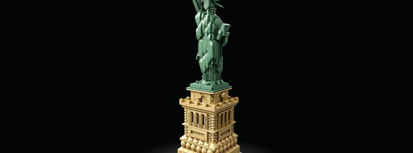 LEGO Architecture 21042 Vrijheidsbeeld in de aanbieding voor de laagste prijs ooit: nu slechts 59 euro