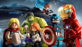 LEGO 40334 Avengers Tower wordt gratis bij LEGO Disney-aankopen meegeleverd