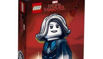 LEGO Marvel 77902 Captain Marvel en ASIS aangekondigd voor San Diego Comic-Con