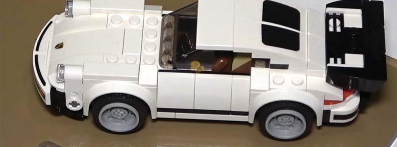 Nieuwe beelden LEGO Speed Champions 75895 Porsche 911 Turbo 3.0 gepubliceerd