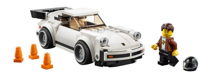 LEGO Speed Champions 75895 1974 Porsche 911 Turbo 3.0 officieel aangekondigd
