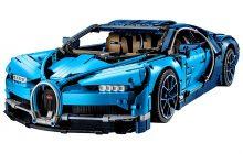 LEGO Technic 42083 Bugatti Chiron in de aanbieding voor slechts 220 euro