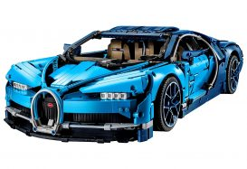 LEGO Technic 42083 Bugatti Chiron in de aanbieding bij Amazon Nederland voor €255