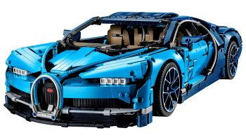 LEGO Technic 42083 Bugatti Chiron in de aanbieding: €249 bij Amazon