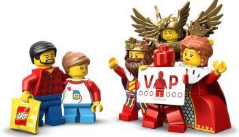 LEGO VIP-programma wordt binnenkort gewijzigd: meer punten te verdienen