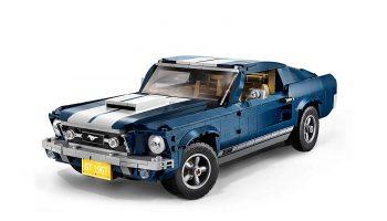 LEGO Creator Expert 10265 Ford Mustang voor laagste prijs ooit