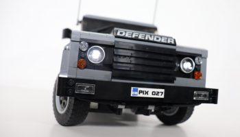 LEGO Technic 42110 Land Rover verschijnt op 4 oktober