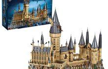 LEGO Harry Potter 71043 Hogwarts Castle in de aanbieding voor 294 euro
