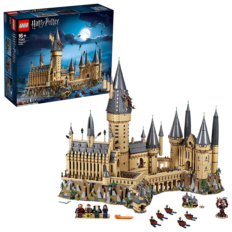 Lego Harry Potter 71043 Hogwarts Castle Bereikt Laagste Prijs Ooit Bricktastic