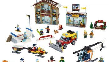 LEGO City 60203 Ski Resort nu voor slechts €59,95 te koop bij Bol.com