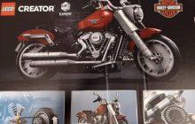 Eerste afbeelding LEGO Creator Expert 10269 Harley Davidson gepubliceerd