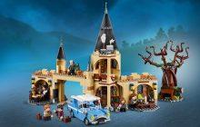 LEGO Harry Potter 75953 Zweinstein Beukwilg voor slechts €49,59 bij Amazon