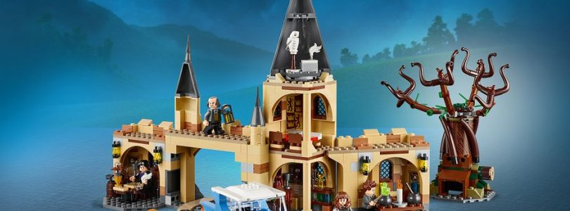 LEGO Harry Potter 75953 Zweinstein Beukwilg voor slechts €44 bij Amazon