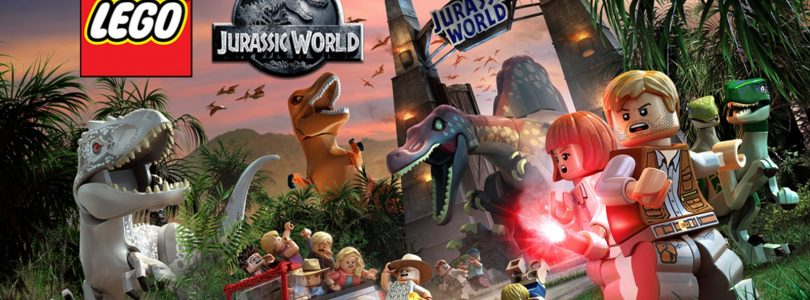 LEGO Jurassic World komt in september naar de Nintendo Switch