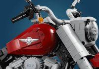 LEGO Creator Expert 10269 Harley-Davidson Fat Boy kopen? Nu beschikbaar voor VIP-leden