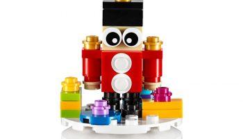 LEGO 853907 Toy Soldier Ornament vanaf 1 september beschikbaar