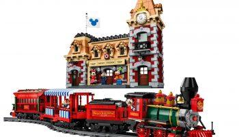 LEGO Disney 71044 Disney Train & Station vanaf 21 augustus te koop: alles wat je moet weten