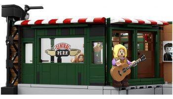 LEGO Ideas 21319 Friends Central Perk in de aanbieding voor slechts €62,99 bij Bol.com