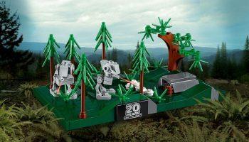 LEGO Star Wars 40362 Battle of Endor toegevoegd aan lijst met promoties in de LEGO Online Shop