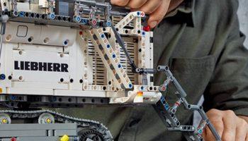 LEGO Technic 42100 Liebherr R9800 toegevoegd aan LEGO Store: nu al te koop met 50 euro korting