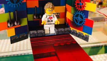 LEGO Store Berlijn uitgerust met LEGO Minifigure Factory