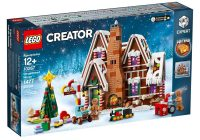 LEGO Creator Expert 10267 Gingerbread House officieel aangekondigd: vanaf 1 oktober te koop
